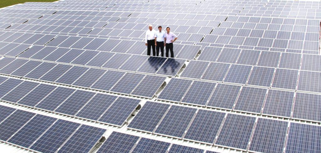 Photovoltaik - Elektro Ramert