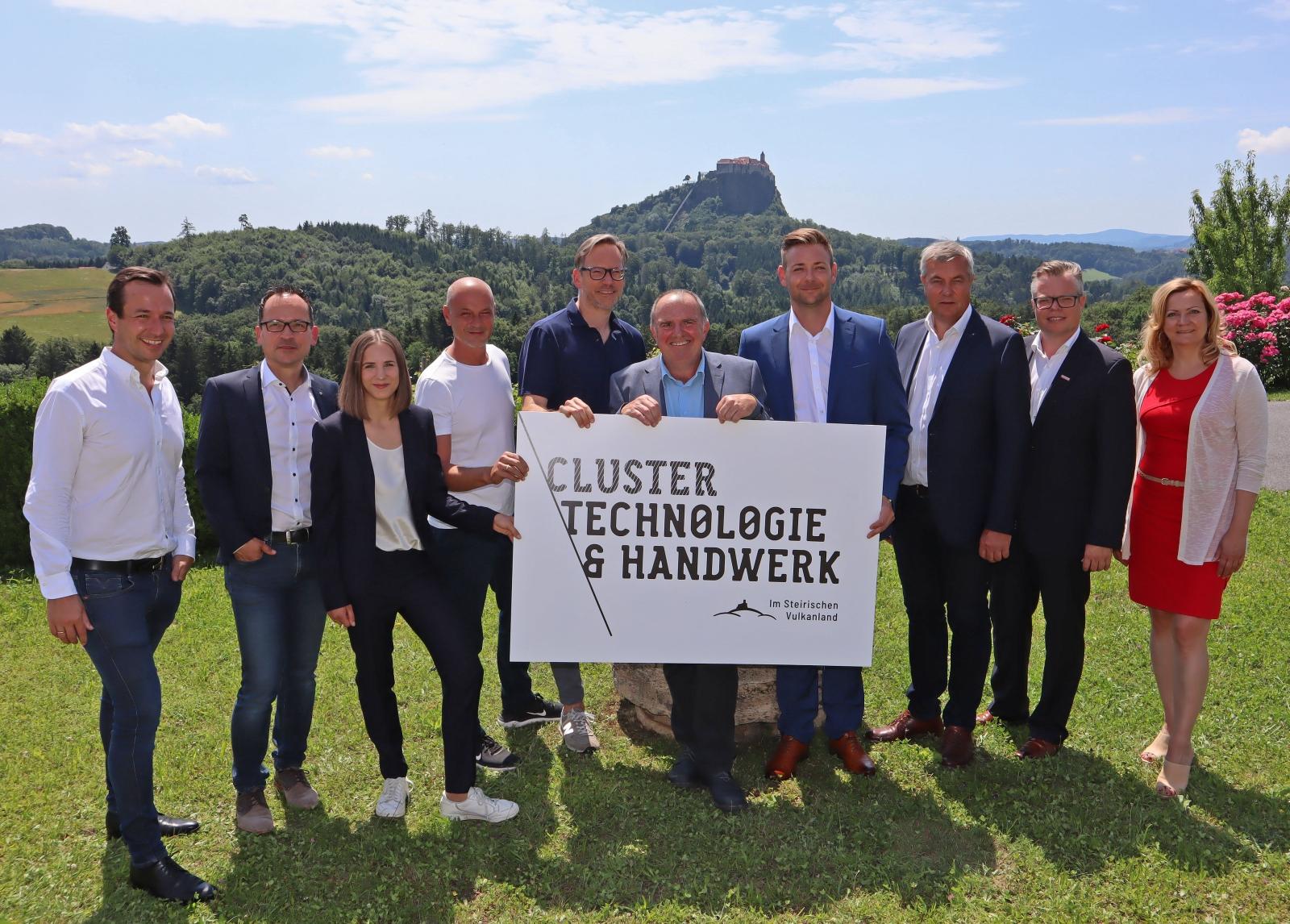 Cluster Technologie & Handwerk im Steirischen Vulkanland